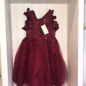 Brand new with tag trish scully girls dress size7